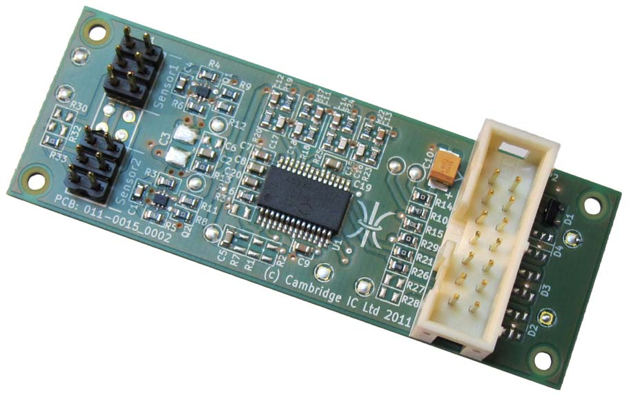 Type 3&4 CAM204 Development Board